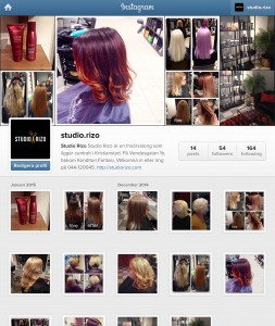 Studio Rizo Instagram